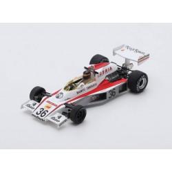 McLaren M23 36 F1 Espagne 1977 Emilio de Villota Spark S7148