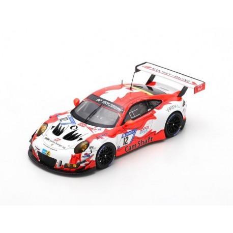 Porsche 911 GT3 12 24 Heures du Nurburgring 2018 Spark SG413