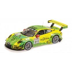 Porsche 911 GT3 R 911 DMV 4h Rennen VLN 2017 Minichamps 155176991