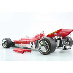 Lotus 72C 2 F1 World Champion 1970 Jochen Rindt GP Replicas GP013A