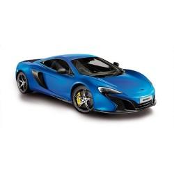 McLaren 650S Coupé 2014 Bleue Minichamps 537148220