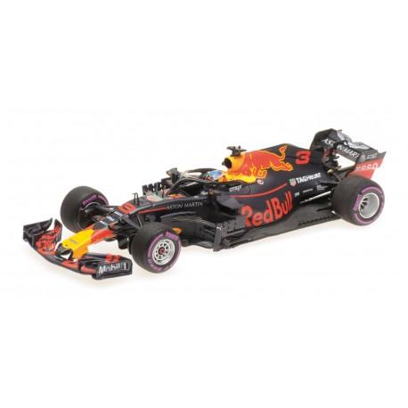 Aston Martin Red Bull Tag Heuer RB14 F1 Monaco 2018 Daniel Ricciardo Minichamps 410180603
