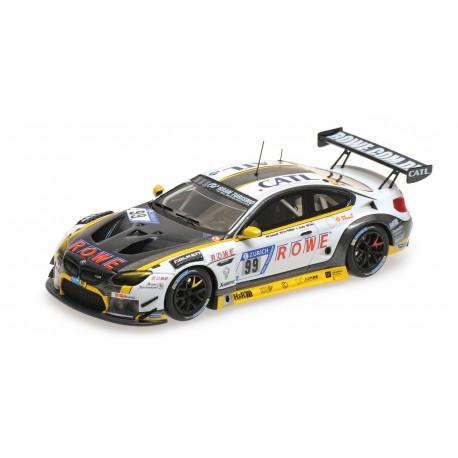 BMW M6 GT3 99 24 Heures du Nurburgring 2018 Minichamps 447182699