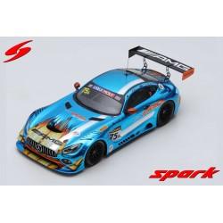 Mercedes AMG GT GT3 75 2ème 12 Heures de Bathurst 2018 Spark 18AS007
