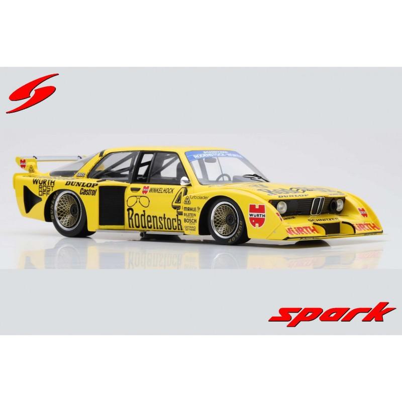 Bmw 320: BMW 320 Turbo 4 DRM Nurburgring 1979 Manfred Winkelhock