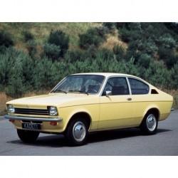 Opel Kadett C Coupe 1973 Jaune Maxichamps 910045620