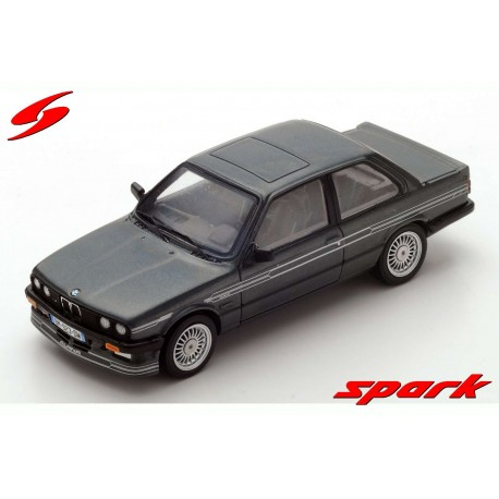BMW Alpina B6 3.5 (E30) 1988 Noire Spark S2808