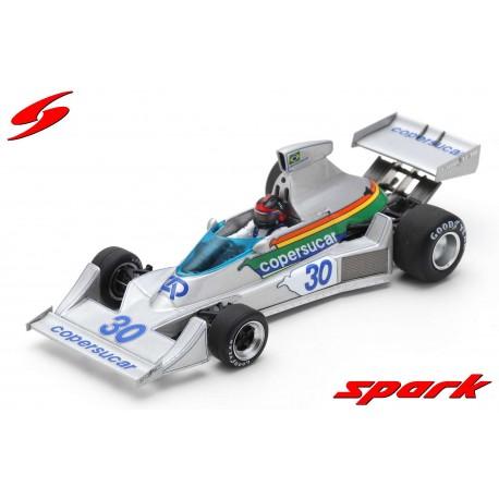Copersucar FD04 F1 USA 1976 Emerson Fittipaldi Spark S3937