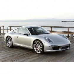 Porsche 911 Carrera S 2011 Grise Maxichamps 910061020