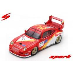 Porsche 911 GT2 71 24 Heures du Mans 1996 Spark S5529