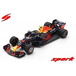 Aston Martin Red Bull Tag Heuer RB14 33 F1 Mexique 2018 Max Verstappen Spark S6066