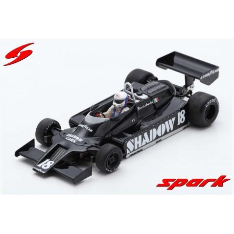 Shadow DN9 18 F1 USA 1979 Elio De Angelis Spark S7374
