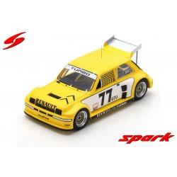 Renault Le Car Turbo 77 3ème IMSA Road Atlanta 1981 Patrick Jacquemart Spark SUS060