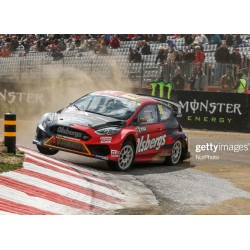 Ford Fiesta ST RX 96 World RX Portugal 2018 Kevin Eriksson Spark S7808
