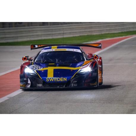 Mclaren 650s Gt3 >> Mclaren 650s Gt3 Team Sweden 188 Fia Gt Nations Cup Bahrain 2018 Spark S6307