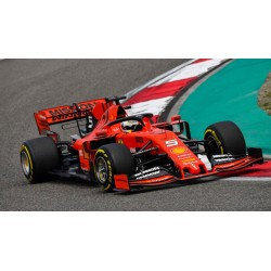 Ferrari SF90 F1 Chine 1000th Grand Prix 2019 Sebastian Vettel Looksmart LS18F1019