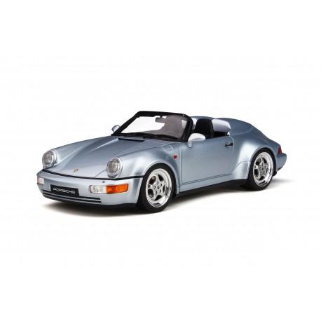 Porsche 911 Speedster Turbo Look Polar Silver GT Spirit GT200