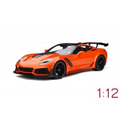 Chevrolet Corvette ZE1 Sebring Orange GT Spirit GT246