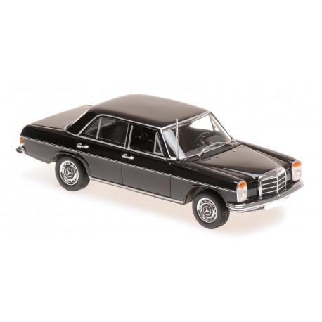 Mercedes Benz 200 1968 Black Minichamps 940034005