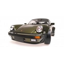 Porshe 911 Turbo 1977 Olive Minichamps 125066122