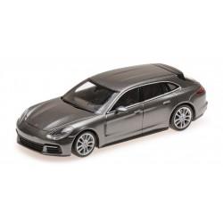 Porsche Panamera 4S Diesel Sport Turismo 2017 Achat Grey Minichamps 410066111
