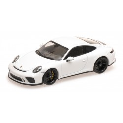 Porsche 911 991.2 GT3 Touring White 2018 Minichamps 410067420