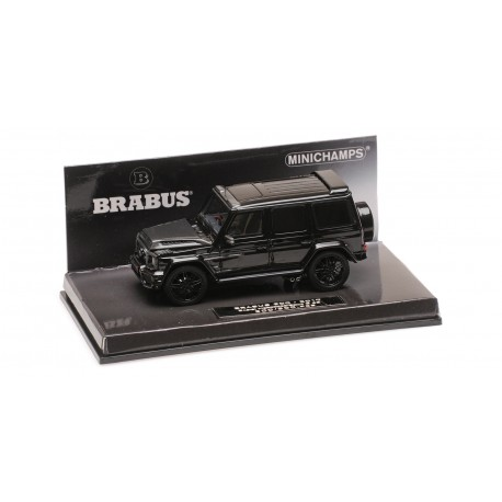 Brabus 900 based on G65 2017 Black Minichamps 437037400