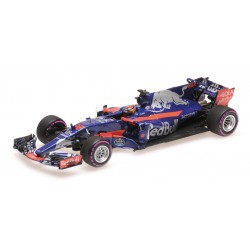 Scuderia Toro Rosso Renault STR12 28 F1 Mexique 2017 Brendon Hartley Minichamps 417171828