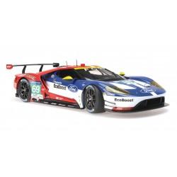 Ford GT 69 24 Heures du Mans 2016 Minichamps 155168669