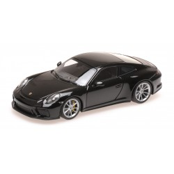 Porsche 911 991.2 GT3 Touring Black Metallic 2018 Minichamps 410067424