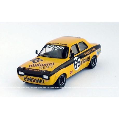 Ford Escort RS Mk I daniel vidal gp Vila do Conde 1977 1:43 Trofeu rrac 14 nuevo