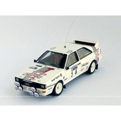 Audi Quattro 14 RAC Rally 1984 Wilson Harris Trofeu TRORRUK08