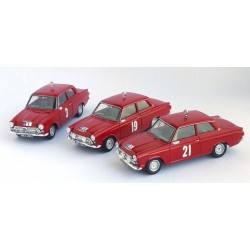 Ford Cortina MKI GT 19 RAC Rally 1964 Taylor Melia Trofeu TRORRUK11
