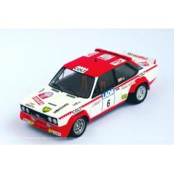 Fiat 131 Abarth 6 Rallye Finlande 1997 Makinen Liddon Trofeu TRORRFI01