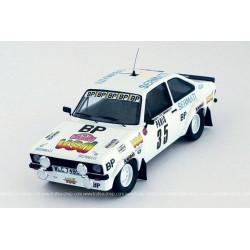 Ford Escort MKII RS1800 35 Rallye Monte Carlo 1981 Snobeck Emmanuelli Trofeu TRORRFR01