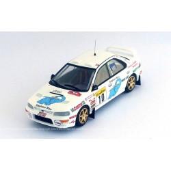 Subaru Impreza 10 Rallye Monte Carlo 1997 Burri Hofmann Trofeu TRORRFR03