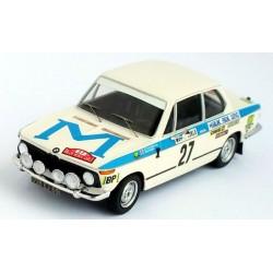 BMW 2002 Ti 27 Rallye Monte Carlo 1973 Chasseuil Baron Trofeu TRORRFR04