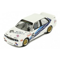 BMW M3 42 500 Km de Dijon 1987 Cecotto Brancatelli IXO RAC262