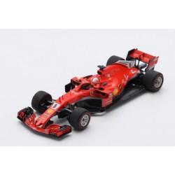 Ferrari SF71H F1 Canada 2018 50th Victory Sebastian Vettel Looksmart LSF1015