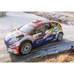 Ford Fiesta R5 WRC 26 Rallye Monte Carlo 2019 Fourmaux Jamoul IXO RAM703