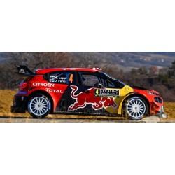 Citroen C3 WRC 4 Rallye Suède 2019 Lappi Ferm IXO RAM705