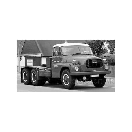 Tatra T148 Solo Truck Blue Red IXO PCL47104