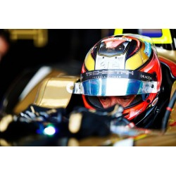 Casque Helmet 1/2 Jean Eric Vergne Formula E 2019 Bell