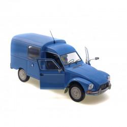 Citroen Acadiane 1984 Blue Myosotis Solido S1800401