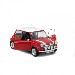 Mini Cooper Sport Pack 1997 Nightfire Red Solido S1800602