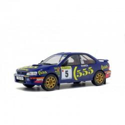 Subaru Impreza 5 Rallye Monte Carlo 1995 Sainz Moya Solido S1800802