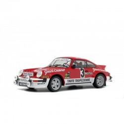 Porsche 911 SC Gr4 3 Winner Rallye d'Armor 1979 Beguin Lenne Solido S1800804