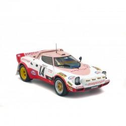 Lancia Stratos Gr4 14 Rallye Monte Carlo 1977 Dacremont Galli Solido S1800805