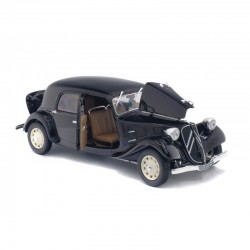 Citroen Traction 11CV Black Solido S1800903