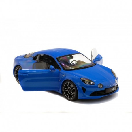 Alpine A110 Premiere Edition 2017 Blue Abysse Solido S1801601